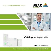 Product Catalogue - (French)