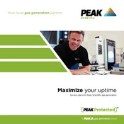 Peak Protected - Service Brochure