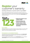 Warranty Promotion Guide (for OEM FSE)