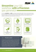 Precision - Sales One Sheet (EN)