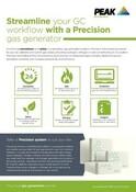 Precision - Sales One Sheet (EN)