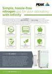 Infinity - Sales One Sheet (EN)