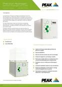 Precision Hydrogen - Data Sheet (French)