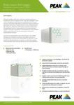 Precision Nitrogen - Data Sheet (French)