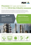 Precision Oil & Gas Single Sheet