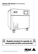 Genius XE Series - Installation Guide