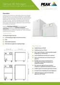 Genius XE Nitrogen - Data Sheet