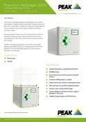 Precision Hydrogen 1.2L - Data Sheet