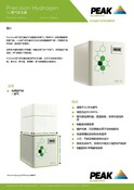 Precision Hydrogen Standard Data Sheet(Chinese)