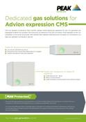 Advion Sales One Sheet/Flyer