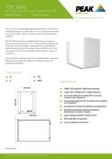 TOC 1000 - Data Sheet