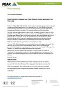 TOC 1000 Press Release