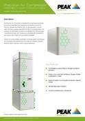 Precision Air Compressor - Data Sheet