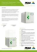 Precision Hydrogen Trace - Data Sheet