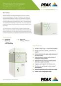 Precision Nitrogen - Data Sheet