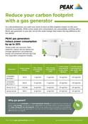 Green Solutions - Genius XE - Single Sheet