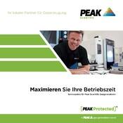 Peak Protected - Service Brochure German