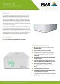 Solaris XE  - Data Sheet (Spanish)