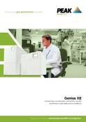 Genius XE  - Brochure (Spanish)