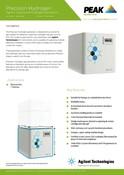 Precision H2  - Data Sheet (Agilent)