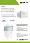 Precision Nitrogen - Data Sheet (Agilent)