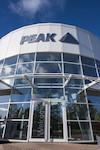Peak stock photography
